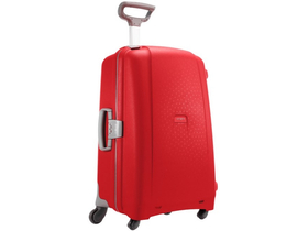 Samsonite Aeris Spinner 82 cm, rdeč