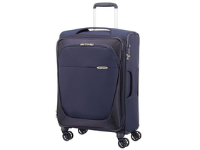 Samsonite B-Lite 3 Spinner Expandable kofer, 63 cm, tamnoplava