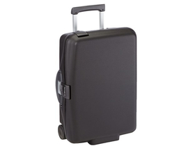 Samsonite Cabin Collection Upright 55 cm-es bőrönd, fekete