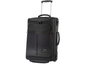 Samsonite Cityvibe Laptop Duffle with Wheels Expandable kofer, 55 cm, crna
