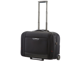 Samsonite Pro-DLX 4 Garment bag with Wheels Cabin kofer, crna