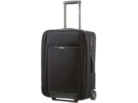 Samsonite Pro-DLX 4 Upright Strict Cabin 55 cm-es bőrönd, fekete