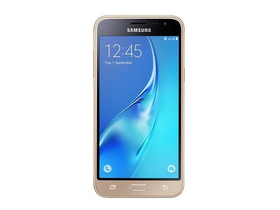 Samsung Galaxy J3 LTE Dual SIM, Gold (Android)