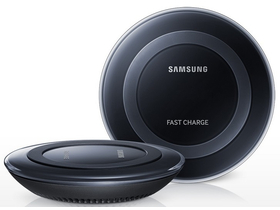 Samsung Galaxy S6 Plus AFC Wireless Charger Pad,  negru
