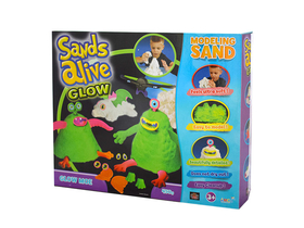 Sand Alive Deluxe Monters Set
