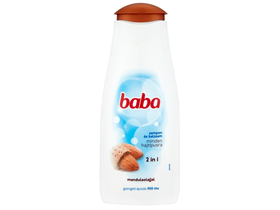 Baba 2in1 šampón és balzam (400ml)