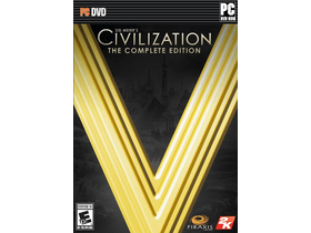Civilization V - The Complete Edition PC játékszoftver