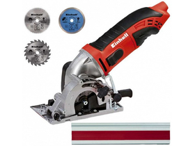Fierastrau circular manual Einhell TC-CS 860/1 Kit mini