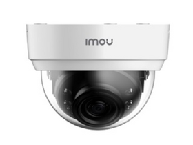 IPH-камера с wifi купол Dahua Imou IPC-D22-Dahua Imou Dome Lite (2MP, 2.8mm, вътрешна, H265, IR20m, SD, 12VDC)