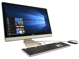 Asus Touch V221IDUK-BA023D All in One PC, черно-златен
