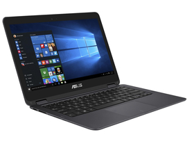 "Asus Zenbook UX360CA-C4133T 13,3"" notebook, szürke + Windows10"