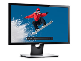 "Monitor Dell SE2216H 21,5"" LED, negru"