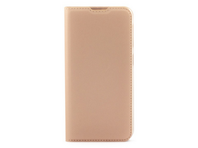 Husa flip Cellect Samsung Galaxy A20e, rosegold