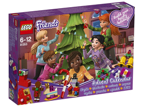LEGO® Friends - Adventskalender 2018 (41353)