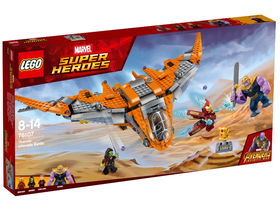 LEGO®  Super Heroes Thanos: Ultimate Battle 76107