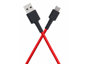 Xiaomi Mi Braided USB Type-C Kabel, 1m, rot