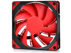 DeepCool TF120 red 12cm chladič