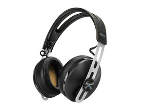 Casti Sennheiser MOMENTUM Black Wireless, negru