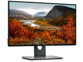 "Monitor Dell U2717D 27"" LED, negru"