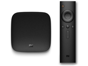 Xiaomi Mi Box 3 4K Android smart set top box, медия плеър