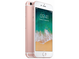 Apple iPhone 6S 128GB, roze-zlata