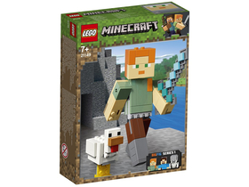 LEGO® Minecraft™ 21149 BigFig Alex s piletom