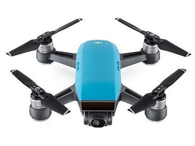 DJI SPARK Fly More Combo dron, plava