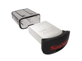 SanDisk Cruzer Ultra Fit 3.0 USB 64GB 150MB/s USB ključ