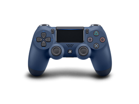 PlayStation 4 (PS4) Dualshock 4 V2 Wireless (kabelloser) Controller, nachtblau