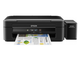 Imprimanta multifunctionala Epson L382