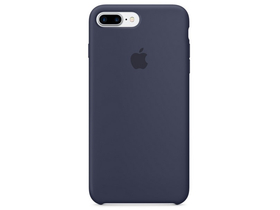 Husa silicon Apple  iPhone 7 Plus, midnight blue (mmqu2zm/a)