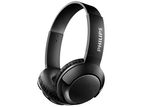 Casti Philips SHB3075 Bluetooth, negru