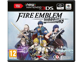 Fire Emblem Warriors Nintendo 3DS hra