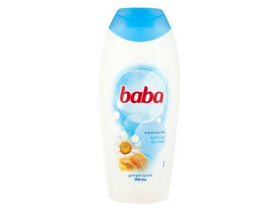 Baba Kamilica in Med gel za tuširanje (400ml)