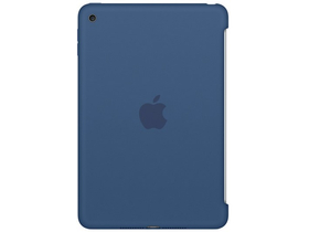 Toc silicon Apple iPad mini 4, albastru ocean (mn2n2zm/a)