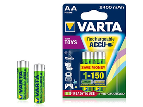 Baterie Varta Toy AA  2400mAh Ready2Use, 2 buc.