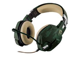 Trust GXT 322C Carus gamer mikrofonos fejhallgató 49d1f65e16