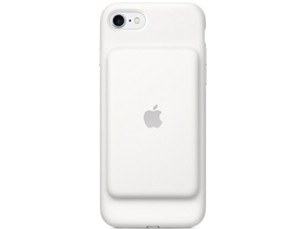 Apple iPhone 7 Smart Battery Case, biele