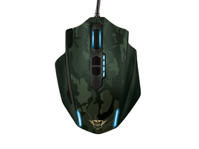Mouse Trust GXT 155C, camouflage