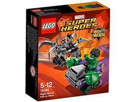 LEGO® Super Heroes Mighty Micros: Hulk i Ultron 76066