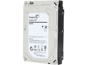 SEAGATE SATA3 Barracuda 4,0TB/64MB - ST4000DM000 HDD