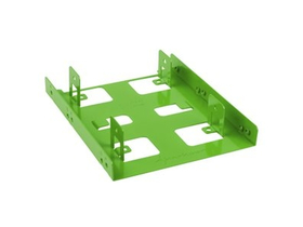 "Sharkoon BayExtension Green 3,5"" vgradni okvir (4044951013609)"