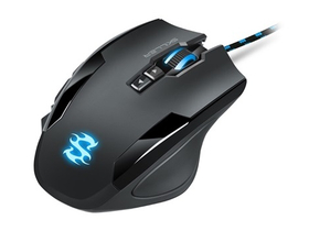 Sharkoon Skiller SGM1 Gaming Mouse, schwarz