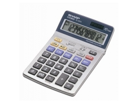 "Calculator Sharp ""EL-337"" 12 numere"