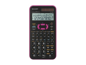 Calculator de birou Sharp EL-506X 469, pink