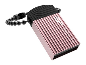 Pendrive Silicon Power 64GB Jewel J20 USB 3.0, rose gold