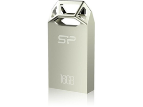 Silicon Power Touch T50 16GB USB 2.0 pendrive, ezüst (SP016GBUF2T50V1C)