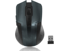 Mouse wireless Silverline RF-107, albastru