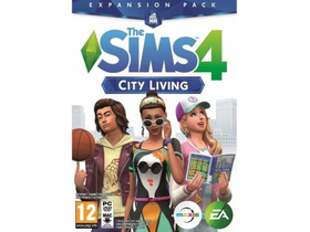 Electronic Arts The Sims 4 City Living (EP3) PC játékszoftver HU
