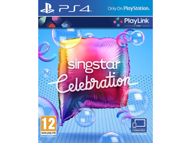 SingStar Celebration PS4 igra
